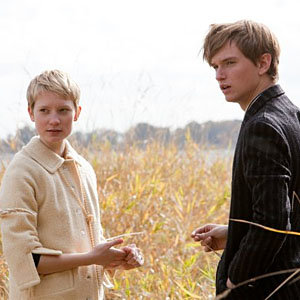 EXCLUSIVE CLIP! See Mia Wasikowska star in Restless
