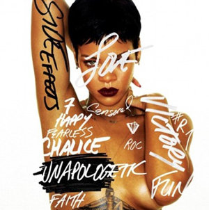 Rihanna releases the name and artwork of her seventh album!