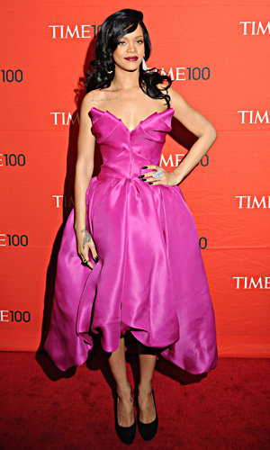 Rihanna styles up Most Influential People list