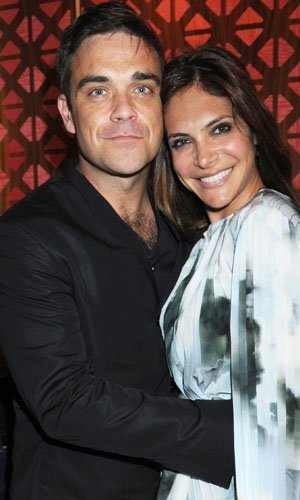 Robbie Williams welcomes a baby girl!