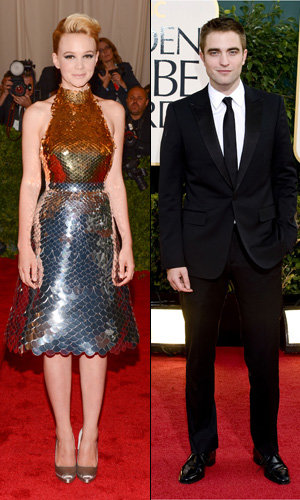 Robert Pattinson and Carey Mulligan pair up for new film!