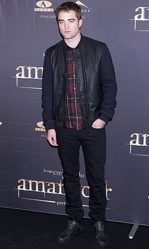 Robert Pattinson tops our best dressed men of 2012 list