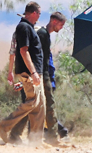 Robert Pattinson starts filming for new movie The Rover