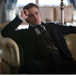 JUST IN: Clip from Bel Ami starring Robert Pattinson!