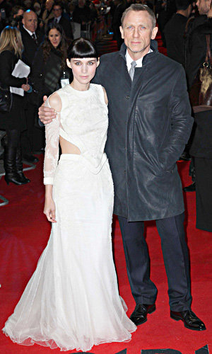 PREMIERE PICS: The Girl With The Dragon Tattoo