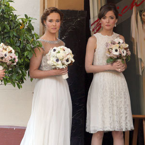 Rose Byrne's real-life bridesmaid outfit!