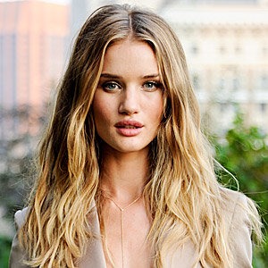 SEE PICS: Rosie Huntington-Whiteley launches the new Burberry Body fragrance