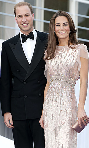 Kate Middleton and Prince William wow at the ARK Gala Dinner