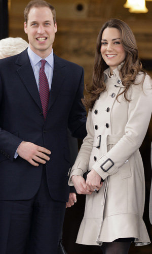 Royal Wedding Update: Kate Middleton and Prince William's wedding list