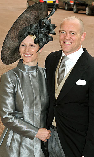 Zara Phillips and Mike Tindall to wed this weekend!