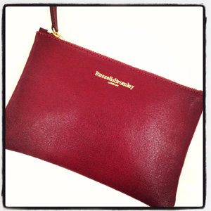 Russell & Bromley launches exclusive Palermo clutch