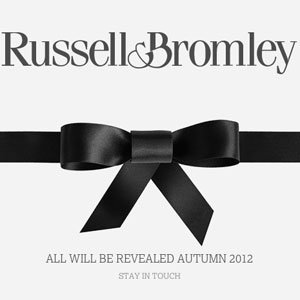 Russell & Bromley to launch new shopping website!