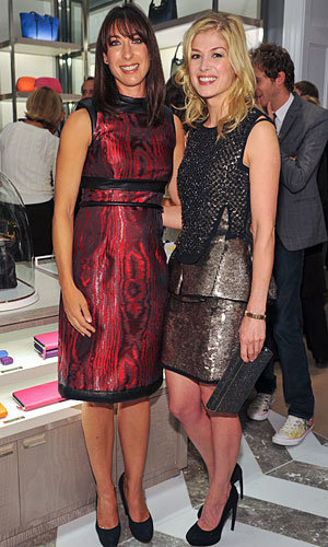 Samantha Cameron, Alexa Chung and Co are out in force for LFW parties