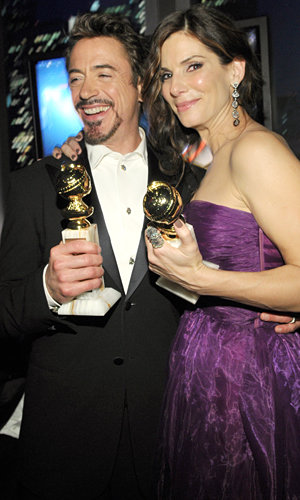 Behind the scenes: Stars celebrate at Golden Globes after-parties