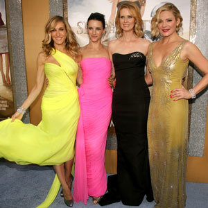 PICS: SATC2 World Premiere is fab frocks galore!