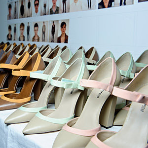 SNEAK PEEK!  Gap goes nude for SS11