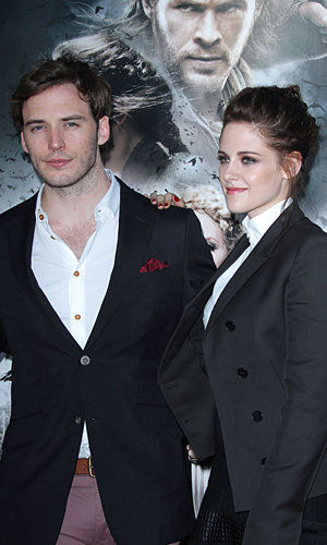Sam Claflin says he'd love to be on board for a Snow White sequel