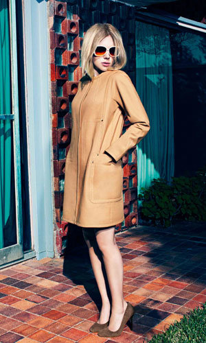 Scarlett Johansson has a 70s moment for Mango's spring/summer campaign