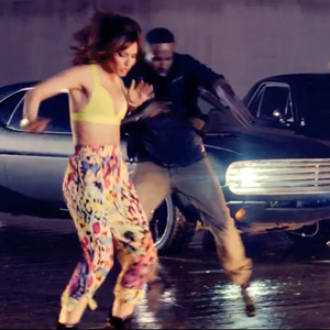 "Cheryl Cole sizzles in ""Call My Name"" video!"