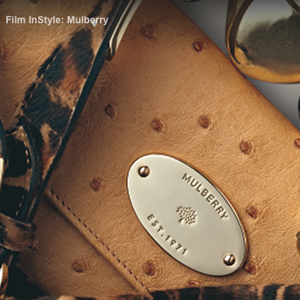 Mulberry's fashion short for Film InStyle wins at the Vimeo awards!