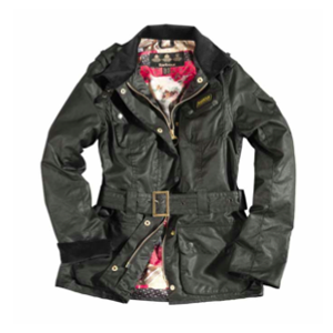 Barbour collaborates with Paul Smith!