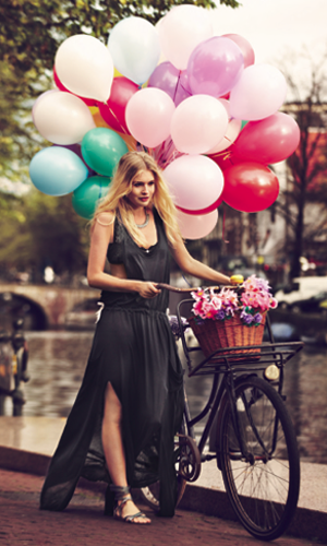 InStyle Loves…Free People's spring campaign!