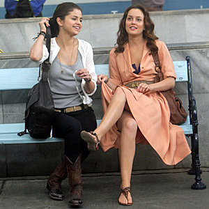 Leighton Meester and Selena Gomez on shooting upcoming movie Monte Carlo