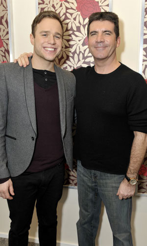Simon Cowell signs up Olly Murs