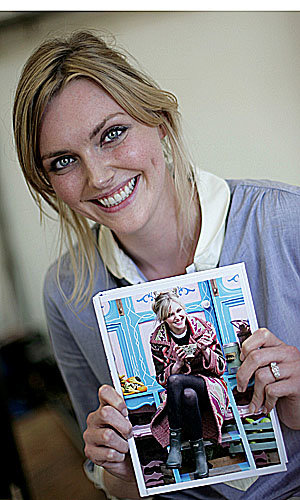Sophie Dahl to teach us all to cook