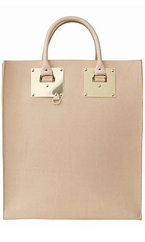Hot designer Sophie Hulme launches handbag range