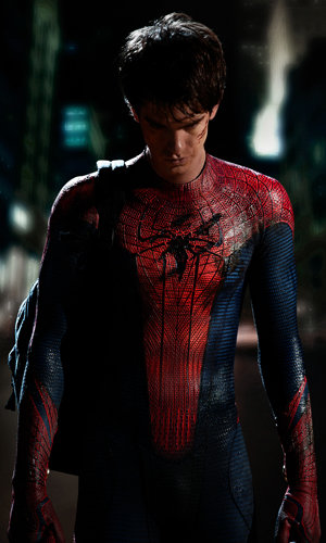 WATCH Andrew Garfield and Emma Stone in The Amazing Spiderman trailer!