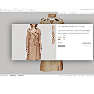 SHOPPING NEWS: Stella McCartney launches shopping website