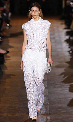 Paris Fashion Week Spring Summer 2013: Stella McCartney