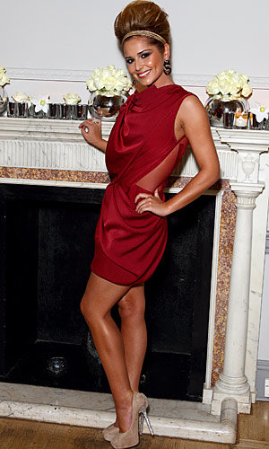 Cheryl Cole wows at the launch of her Stylistpick shoe collection