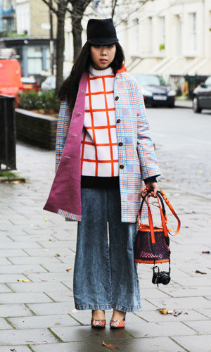 InStyle meets fashion blogger Susie Lau...