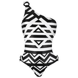 Designer swimwear from Giles Deacon at New Look