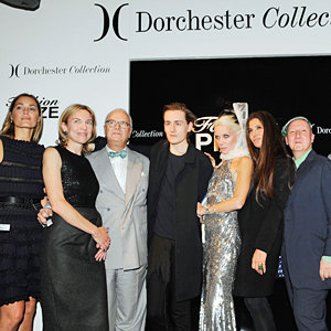 ONE TO WATCH: Thomas Tait wins 2010 Dorchester Collection Fashion Prize!