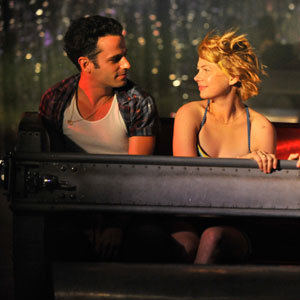Michelle Williams: Take This Waltz special