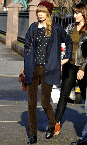 Harry Styles and Taylor Swift hang out in New York