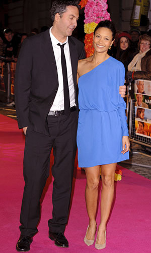 Thandie Newton, Judi Dench and Dev Patel rock the red carpet at The Best Exotic Marigold Hotel