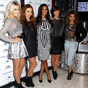 The Saturdays' US show makes its debut