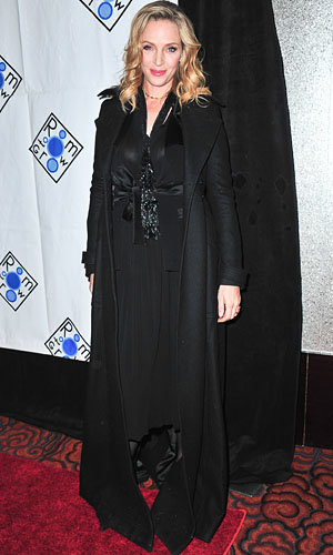 Uma Thurman and Liv Tyler rock monochrome looks at a charity event!