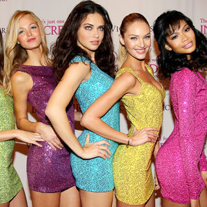 Victoria's Secret Angels launch Incredible new collection!