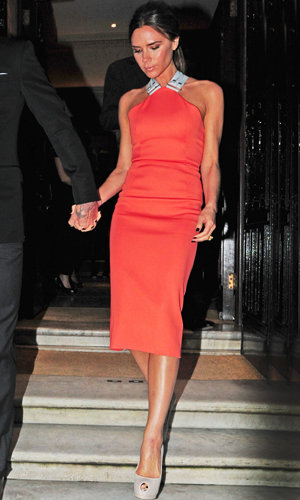 Victoria Beckham to open London store?