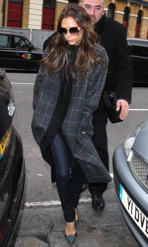 Victoria Beckham buys a supermarket in London