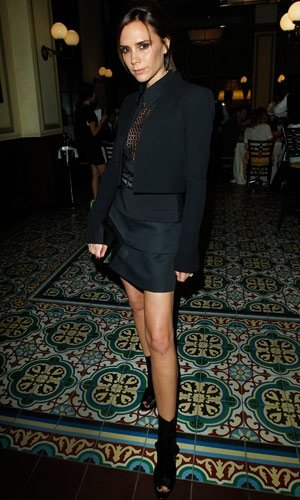 Victoria Beckham wins Womenswear Designer of the Year at the Global Fashion Awards