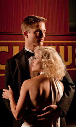 WATCH: Latest Water For Elephants trailer with Reese Witherspoon and Robert Pattinson