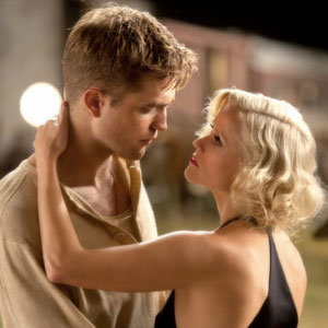 Reese Witherspoon and Robert Pattinson return to Water For Elephants set