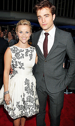 Reese Witherspoon and Robert Pattinson wow at the Water For Elephants premiere
