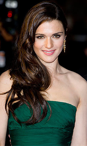 Rachel Weisz goes for luxe length